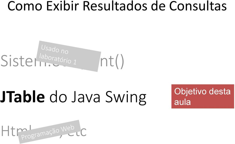 print() JTable do Java
