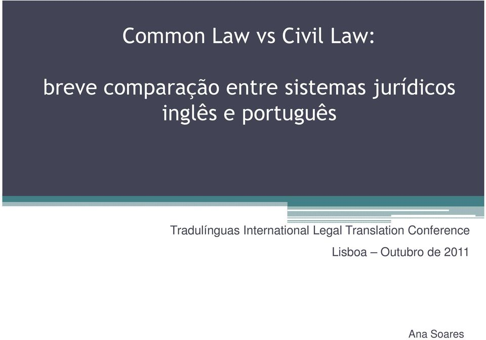 Tradulínguas International Legal
