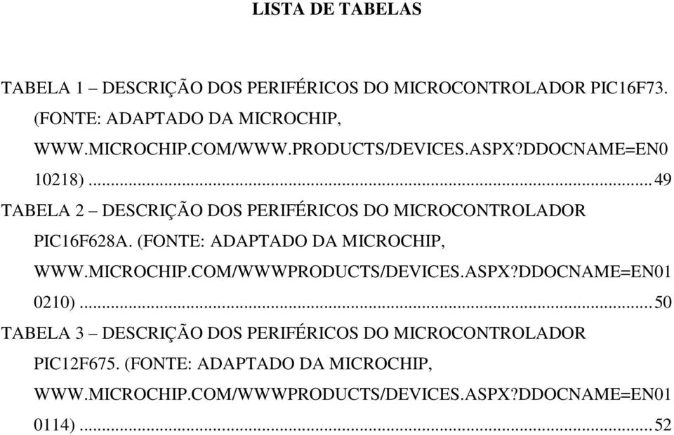 (FONTE: ADAPTADO DA MICROCHIP, WWW.MICROCHIP.COM/WWWPRODUCTS/DEVICES.ASPX?DDOCNAME=EN01 0210).