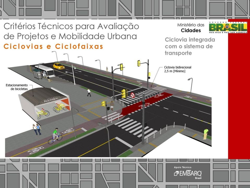 Ciclovia integrada