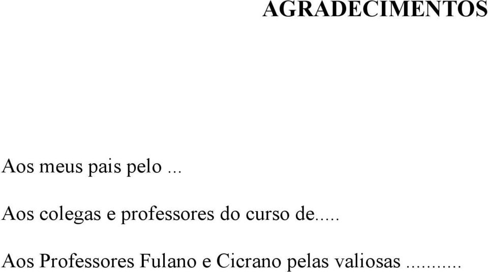 professores do curso de.