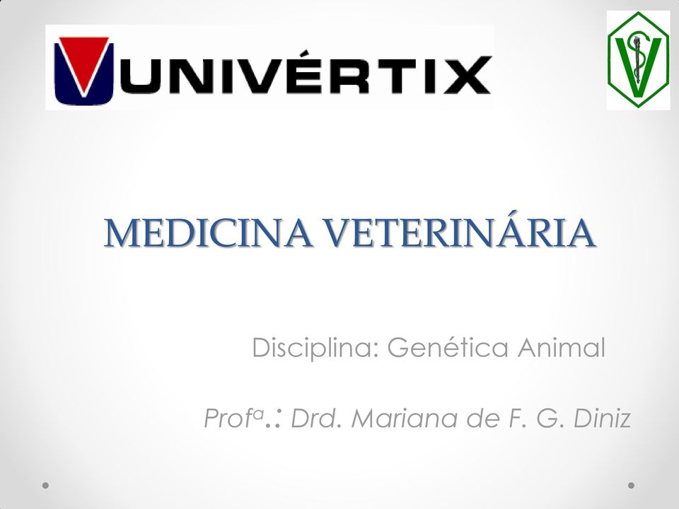 Animal Prof a.: Drd.