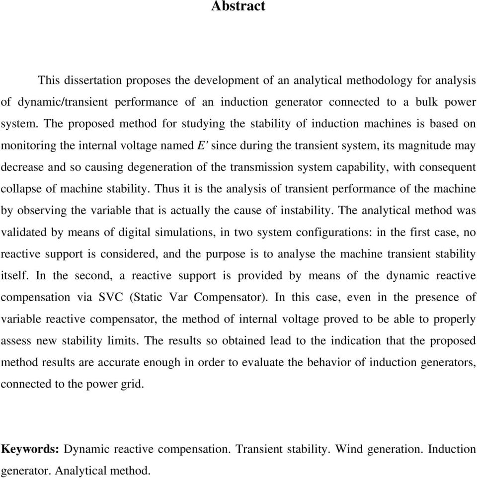 of the tranmiion ytem capability, with conequent collape of machine tability.