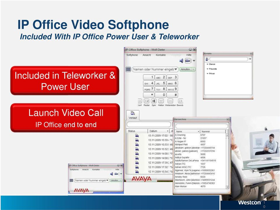 Teleworker Included in Teleworker &