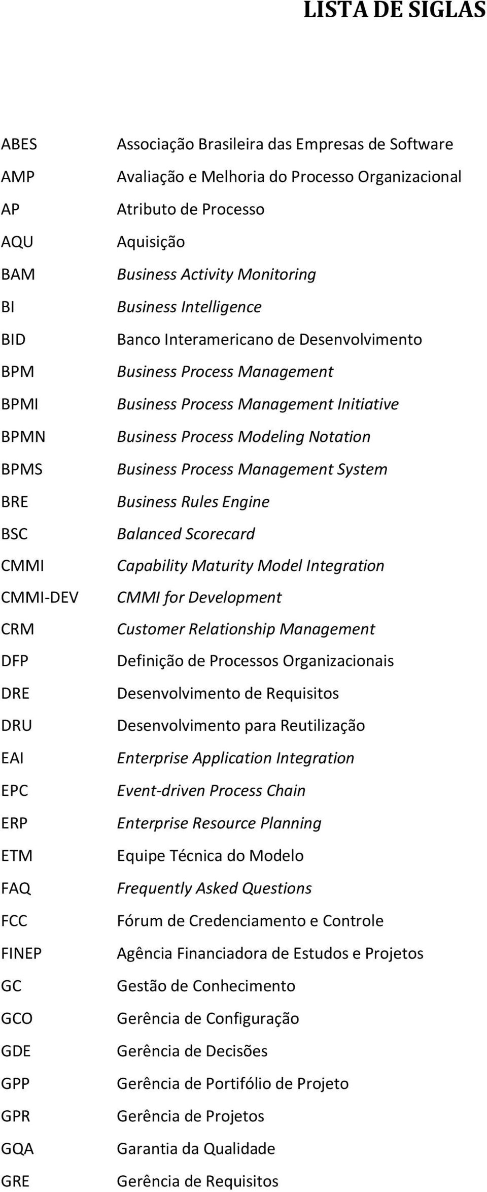 Management Business Process Management Initiative Business Process Modeling Notation Business Process Management System Business Rules Engine Balanced Scorecard Capability Maturity Model Integration