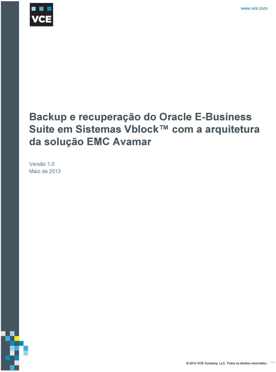 com Backup e recuperação do Oracle E-Business Suite em
