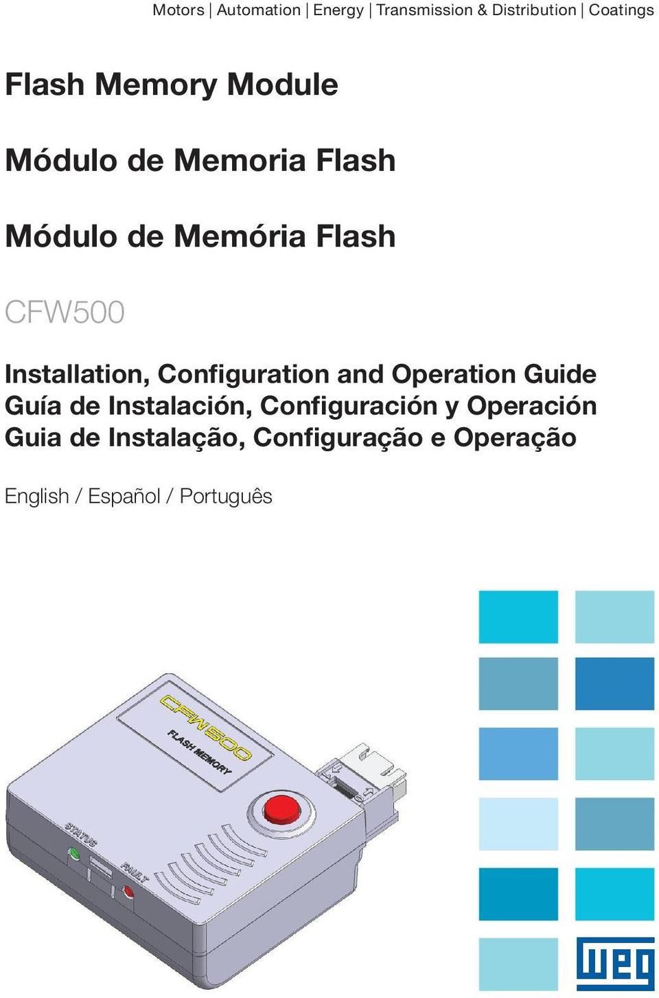 Configuration and Operation Guide Guía de Instalación, Configuración y