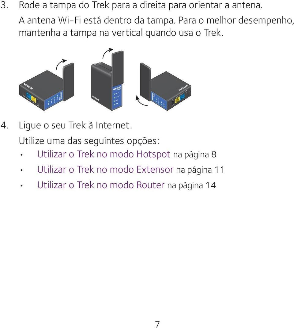 NETGEAR NETGEAR Reset Internet/LAN LAN USB WiFi Internet Power NETGEAR Power Internet WiFi USB Power Internet WiFi USB 4.