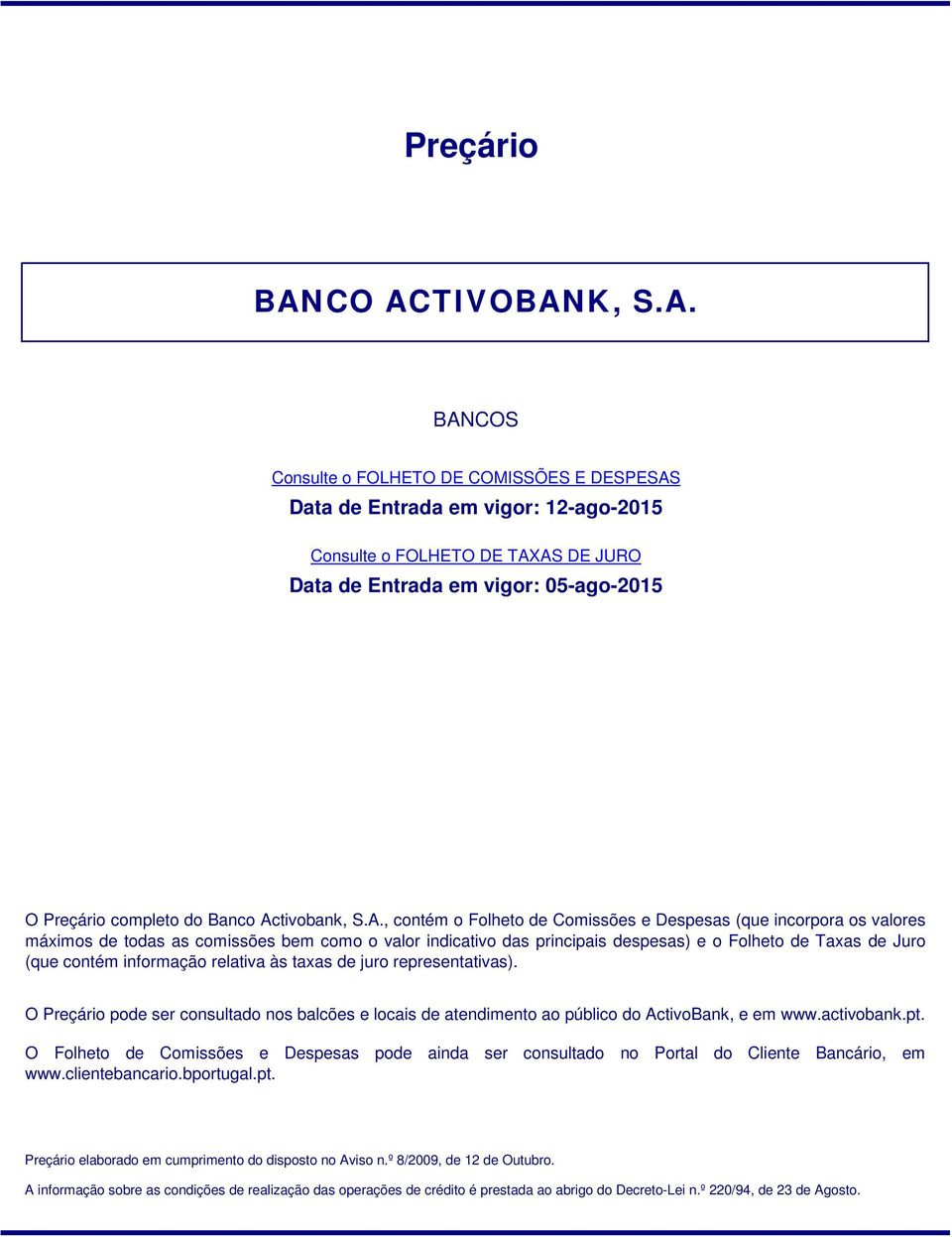 do Banco Ac