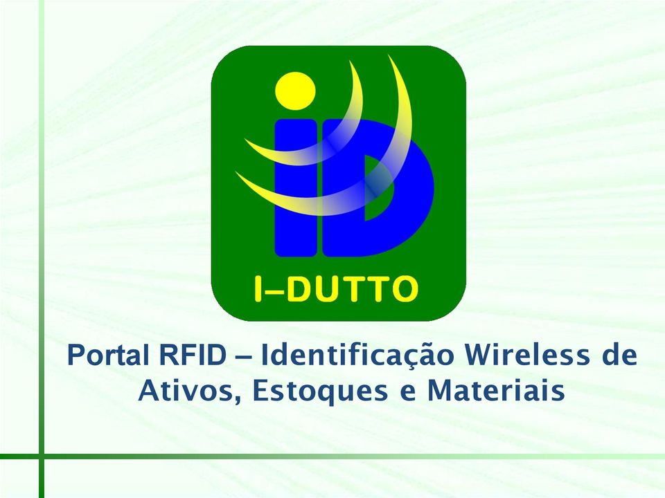 Wireless de Ativos,
