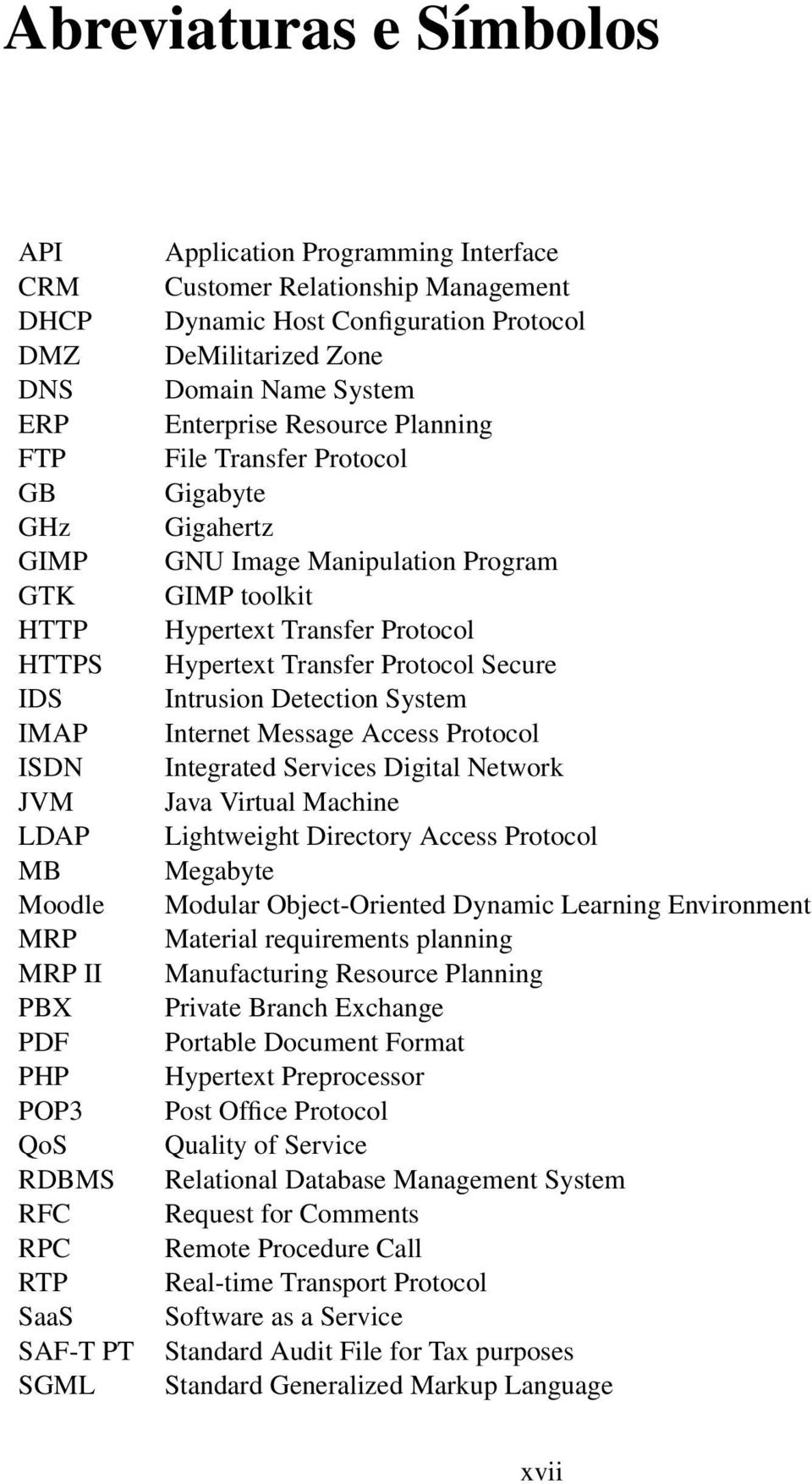 GNU Image Manipulation Program GIMP toolkit Hypertext Transfer Protocol Hypertext Transfer Protocol Secure Intrusion Detection System Internet Message Access Protocol Integrated Services Digital