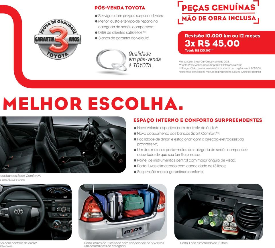 **Fonte: Prime Action Consulting/IBOPE Inteligência 2012.
