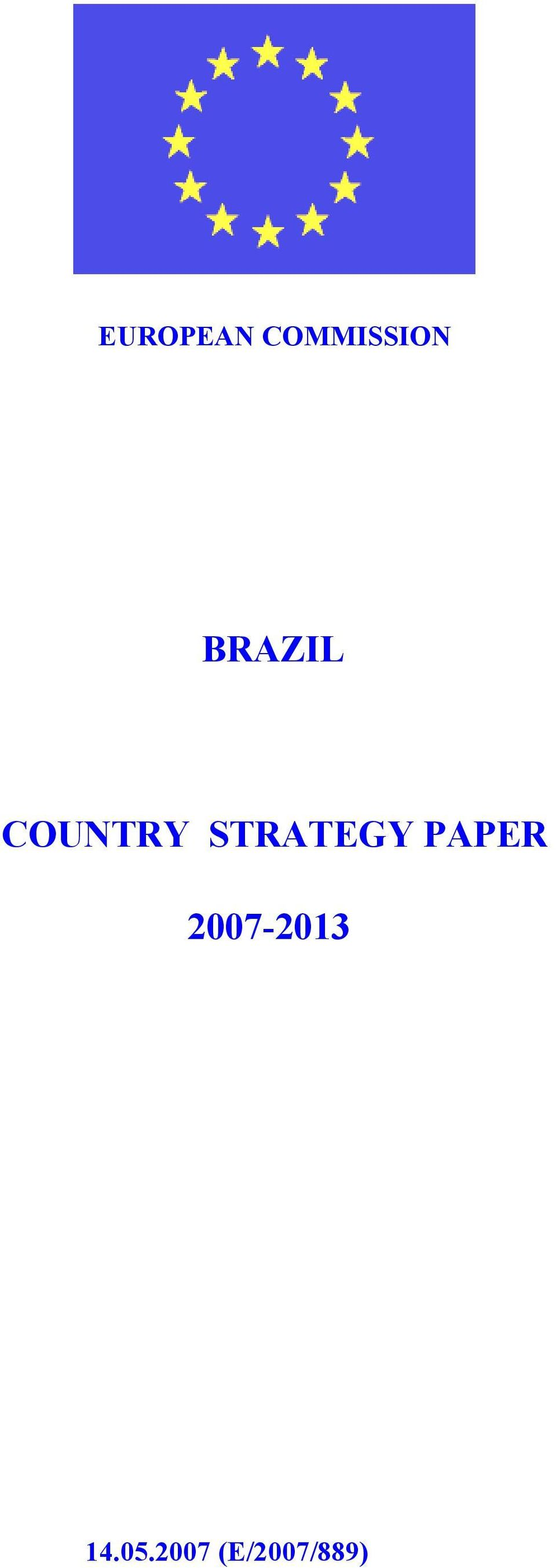 STRATEGY PAPER