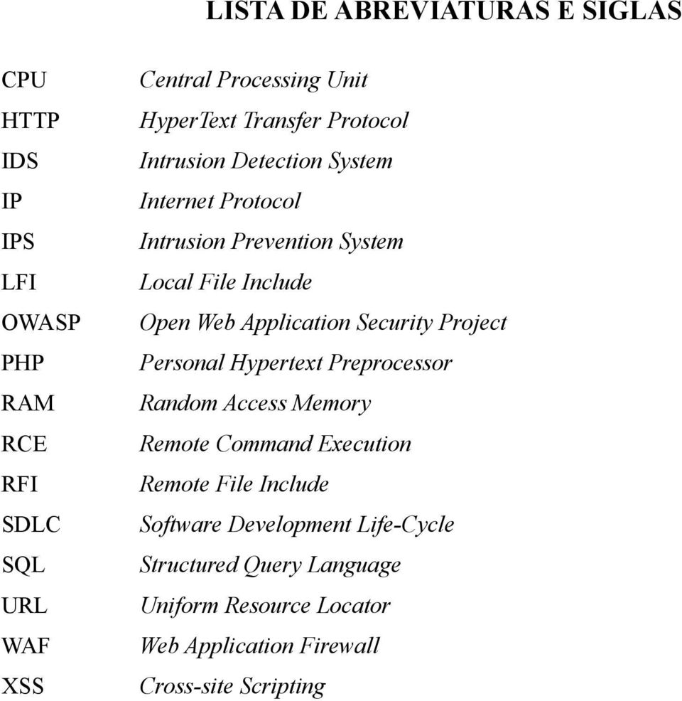 Web Application Security Project Personal Hypertext Preprocessor Random Access Memory Remote Command Execution Remote File