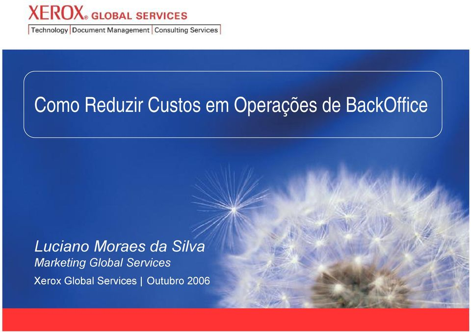 Silva Marketing Global Services