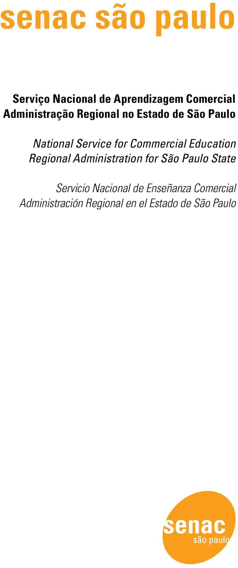 Commercial Education Regional Administration for São Paulo State