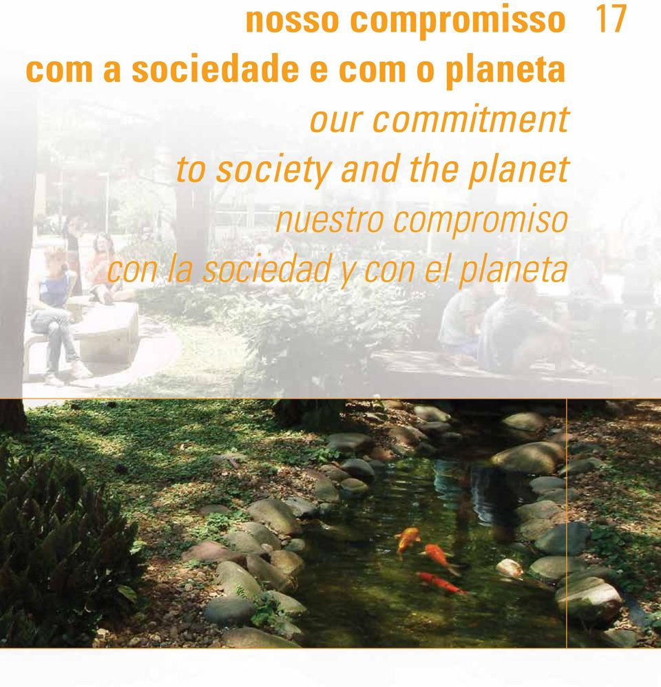 society and the planet nuestro