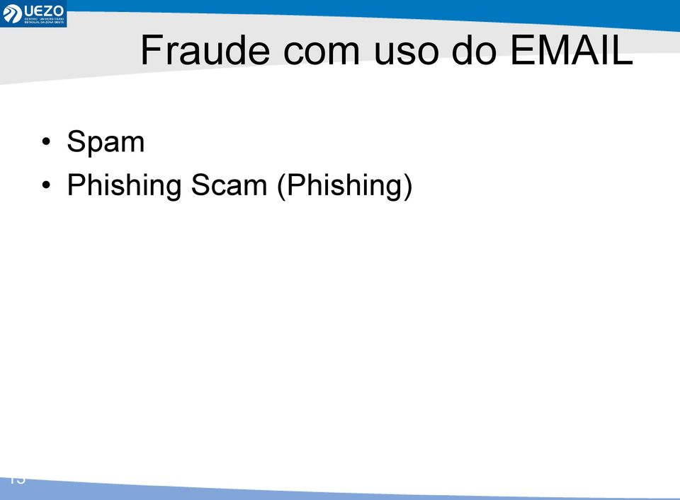 Spam Phishing