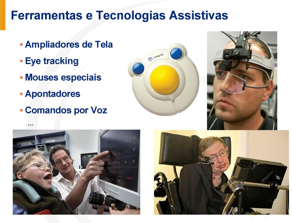 Tela Eye tracking Mouses
