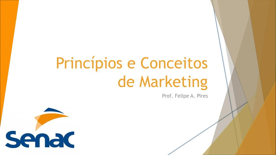 Marketing Prof.