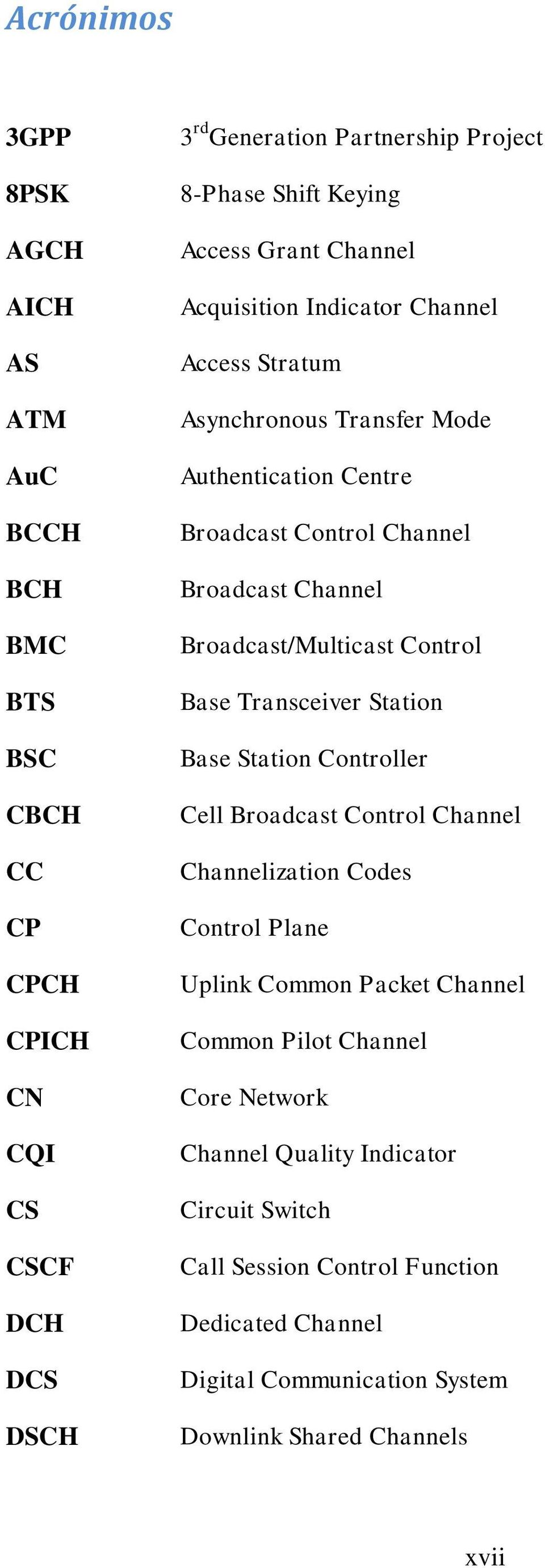 Broadcast/Multicast Control Base Transceiver Station Base Station Controller Cell Broadcast Control Channel Channelization Codes Control Plane Uplink Common Packet