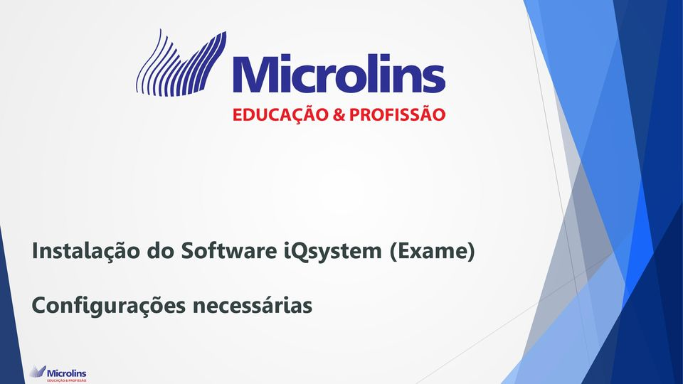 iqsystem (Exame)