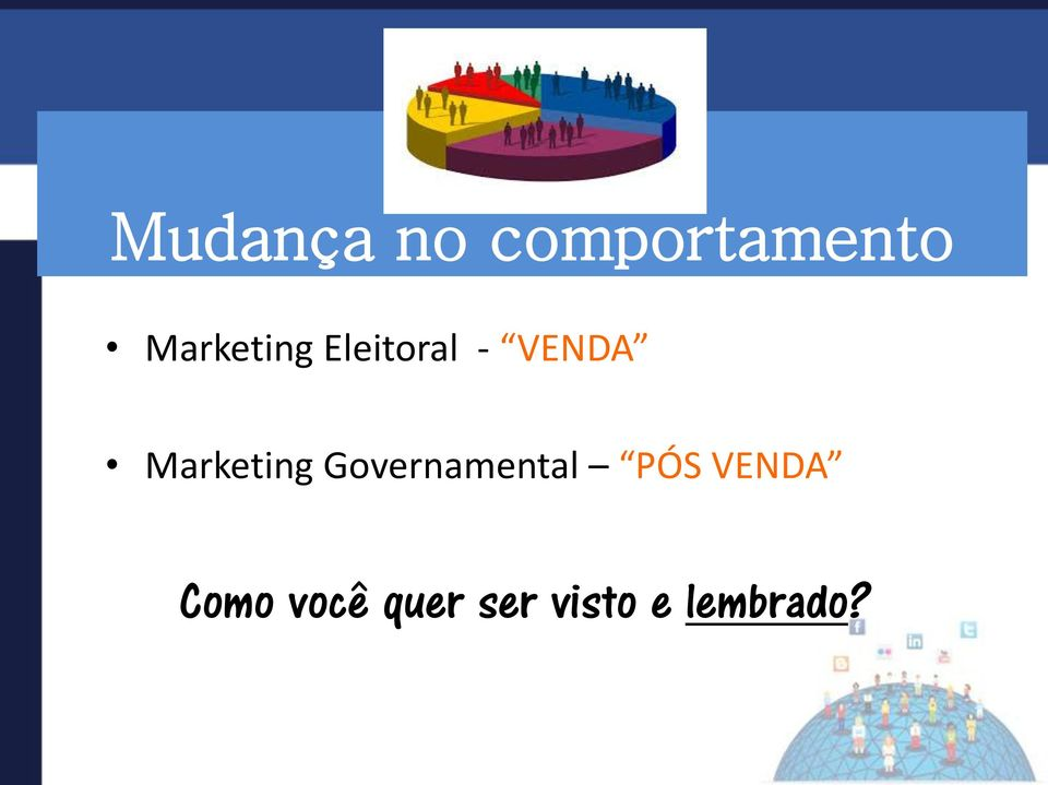 Marketing Governamental PÓS