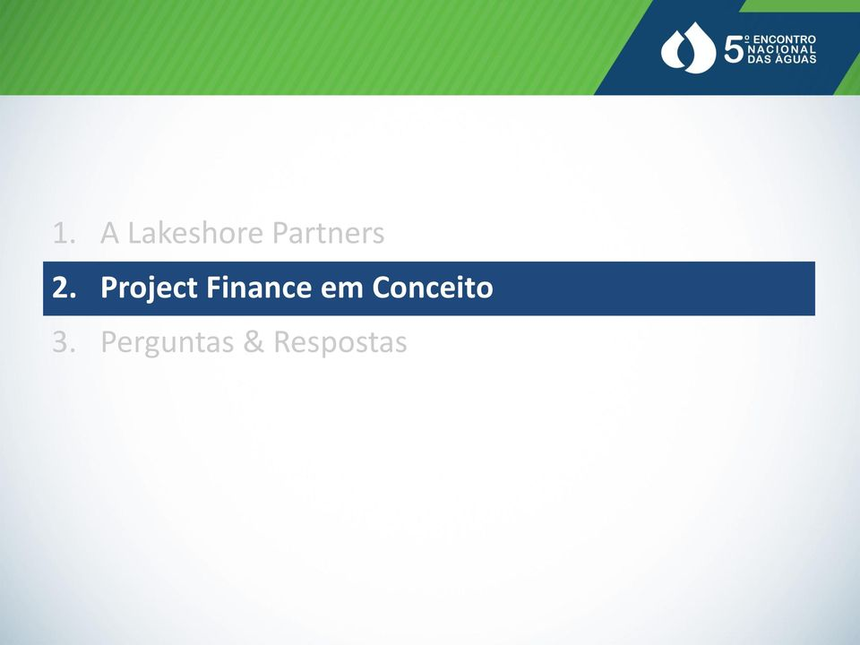 Project Finance em