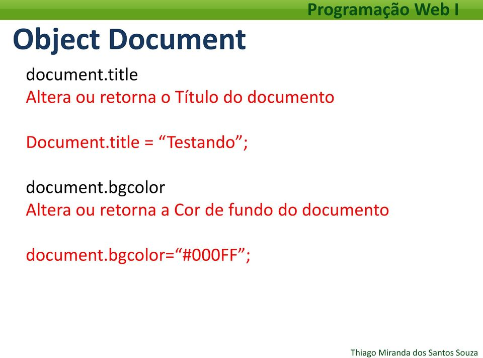 documento Document.