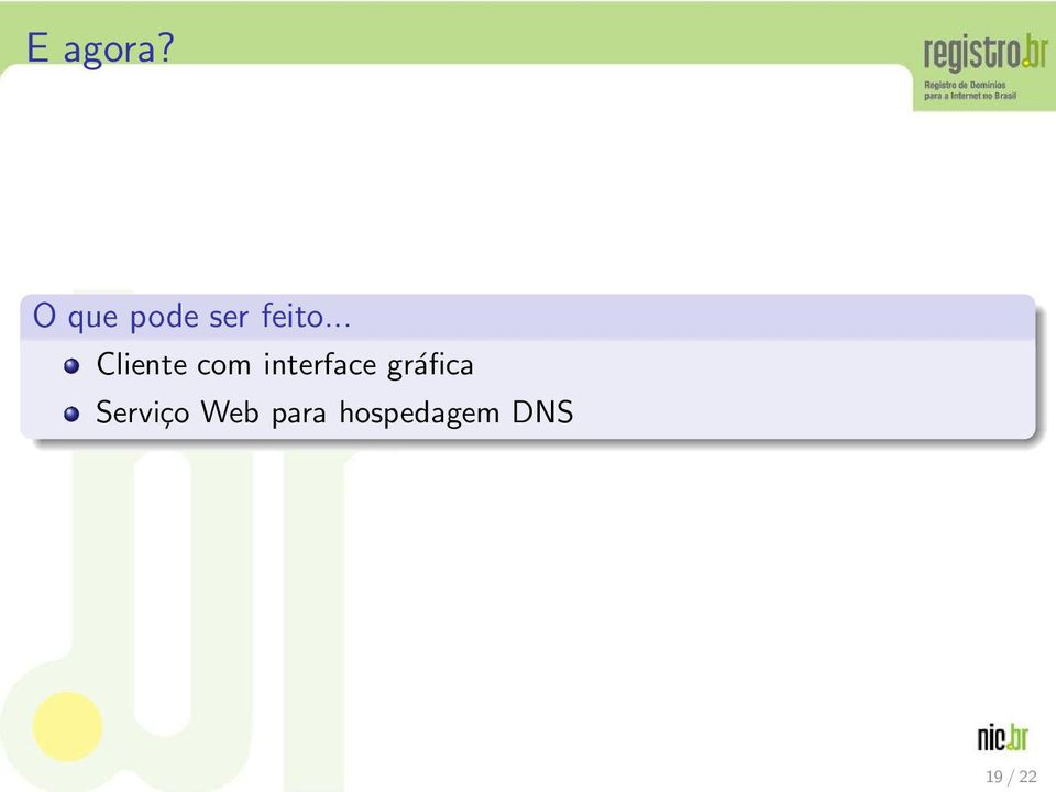 .. Cliente com interface