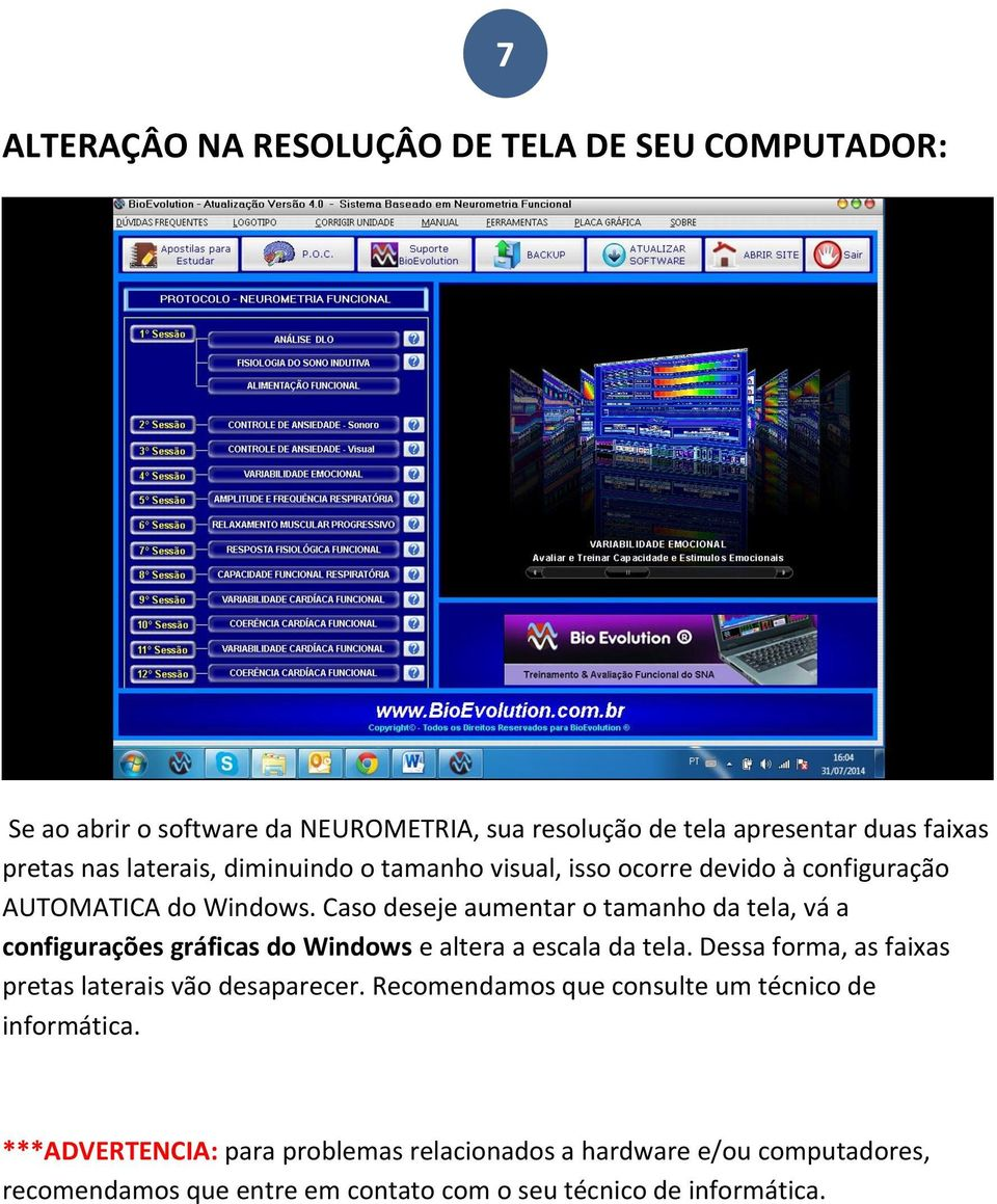 AUTOMATICA do Windows.