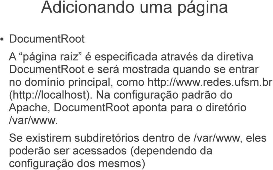 br (http://localhost).