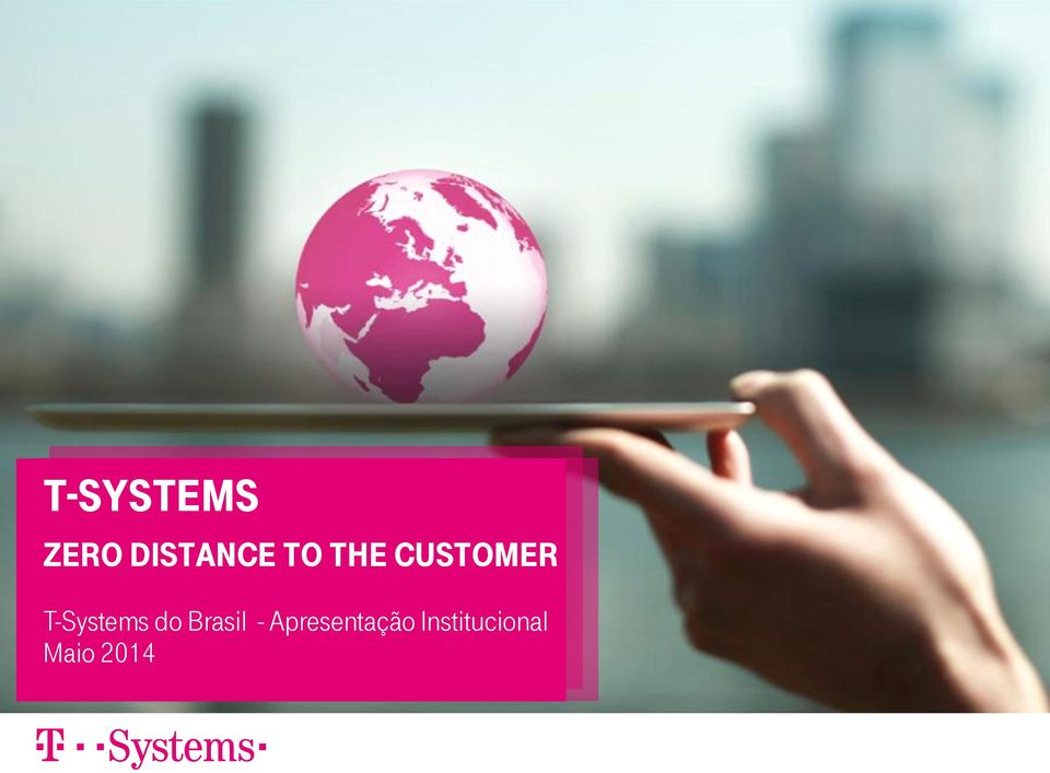 T-Systems do Brasil -