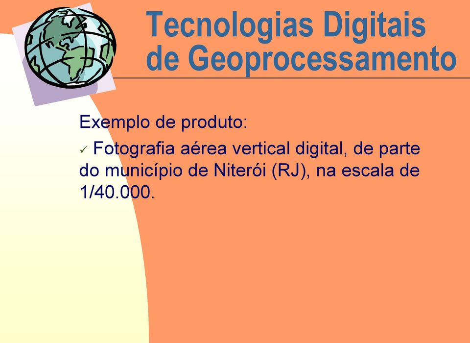 digital, de parte do