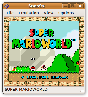 Mario World no