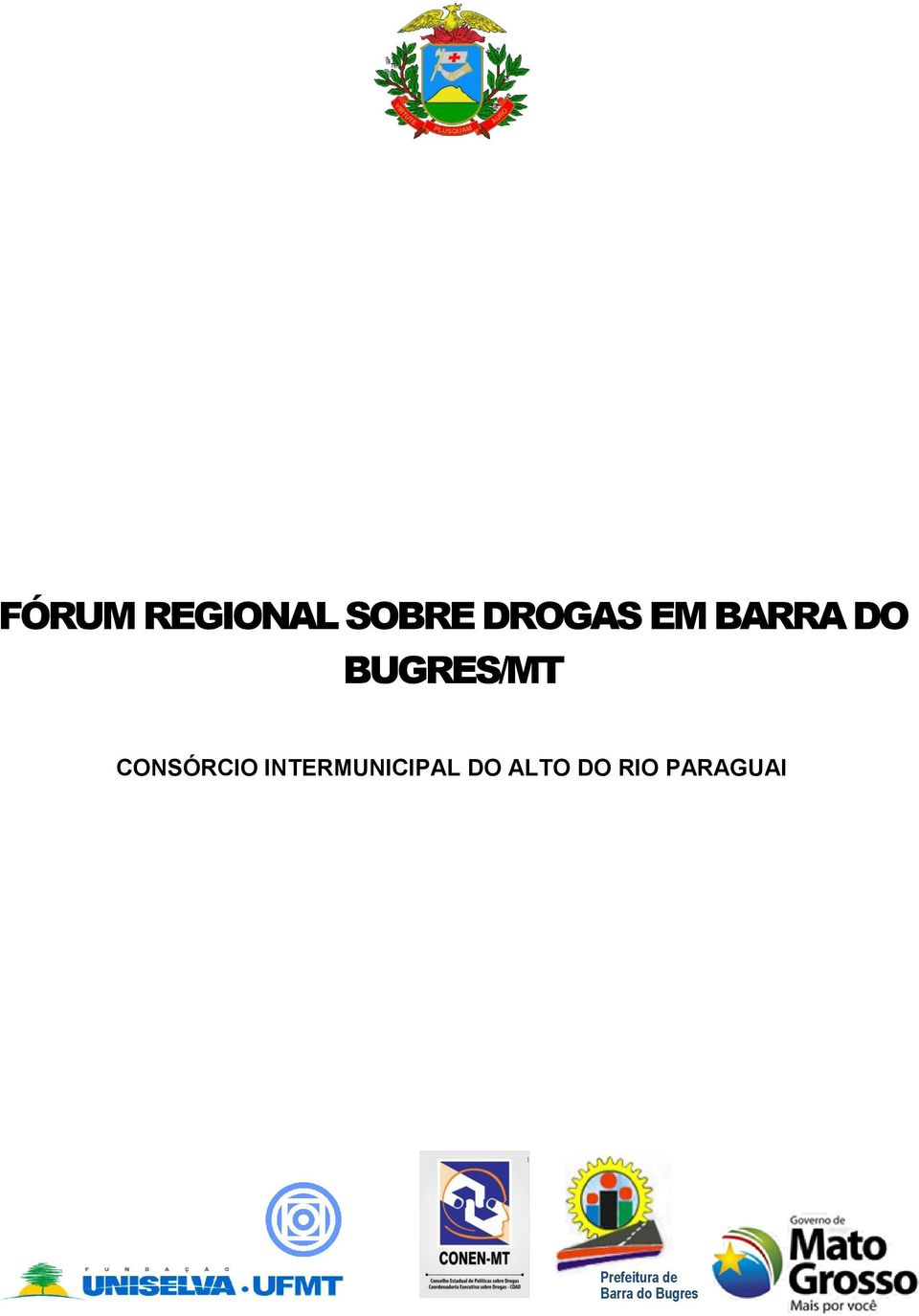 INTERMUNICIPAL DO ALTO DO RIO
