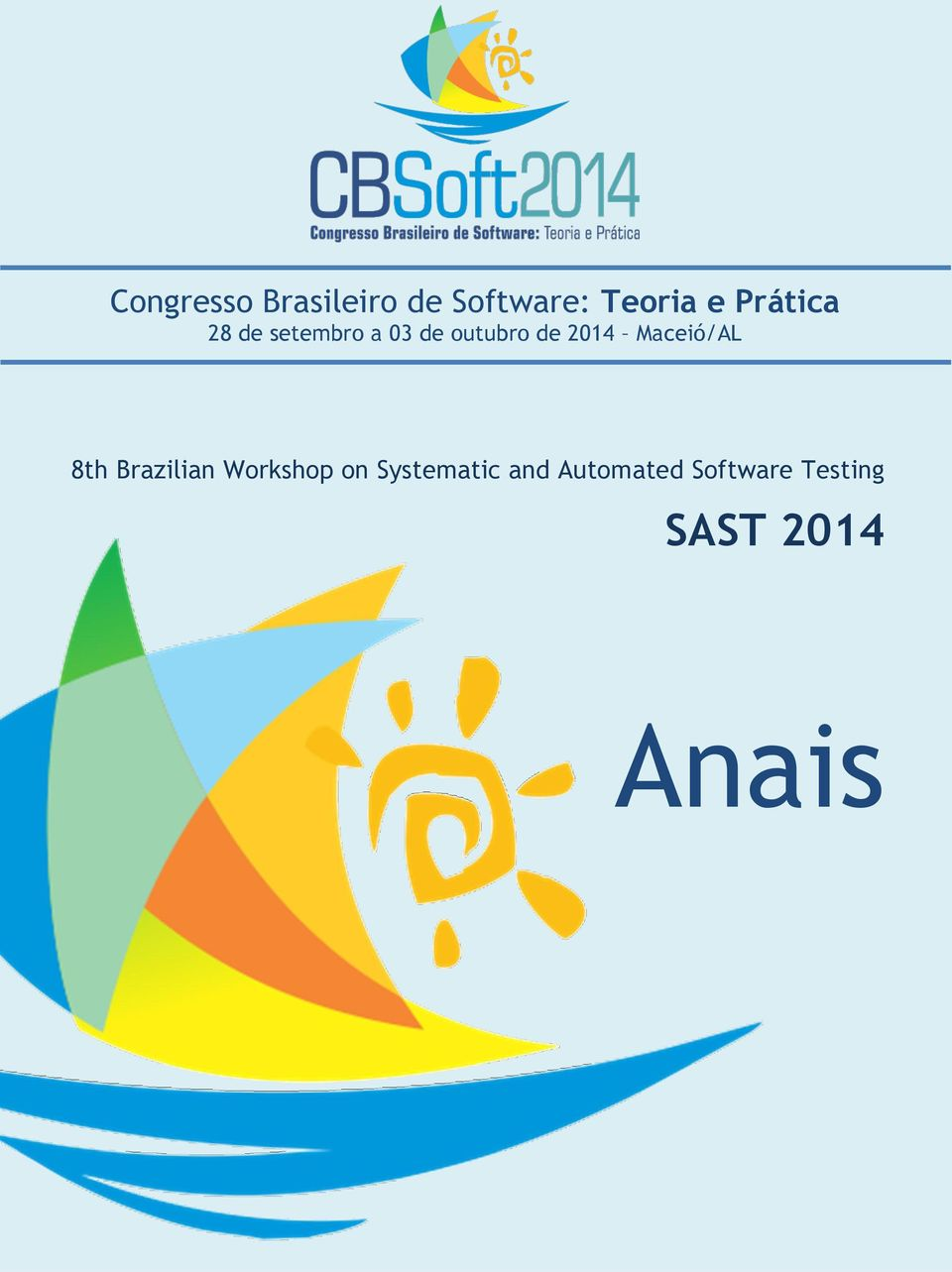 2014 Maceió/AL 8th Brazilian Workshop on