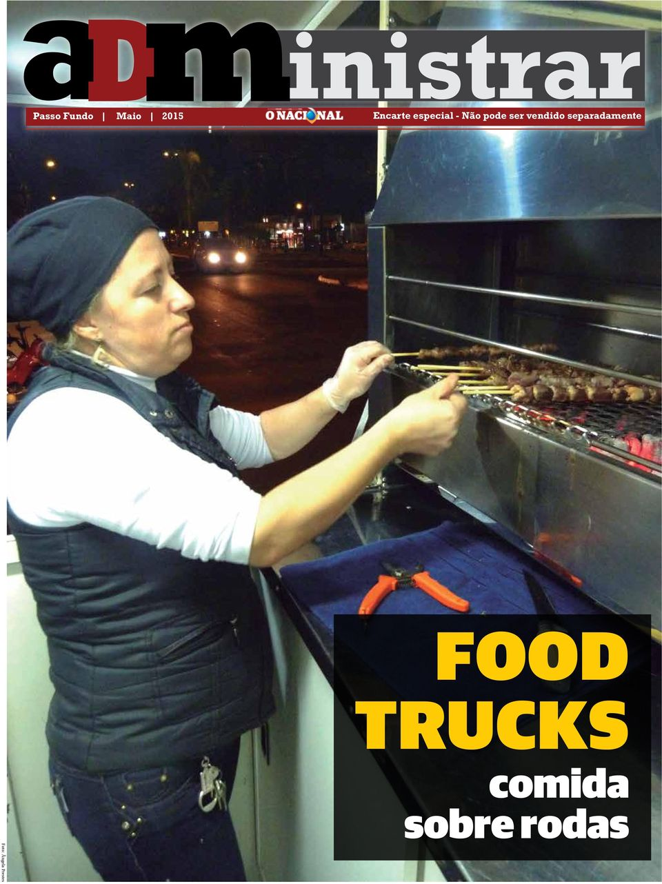 vendido separadamente Food Trucks