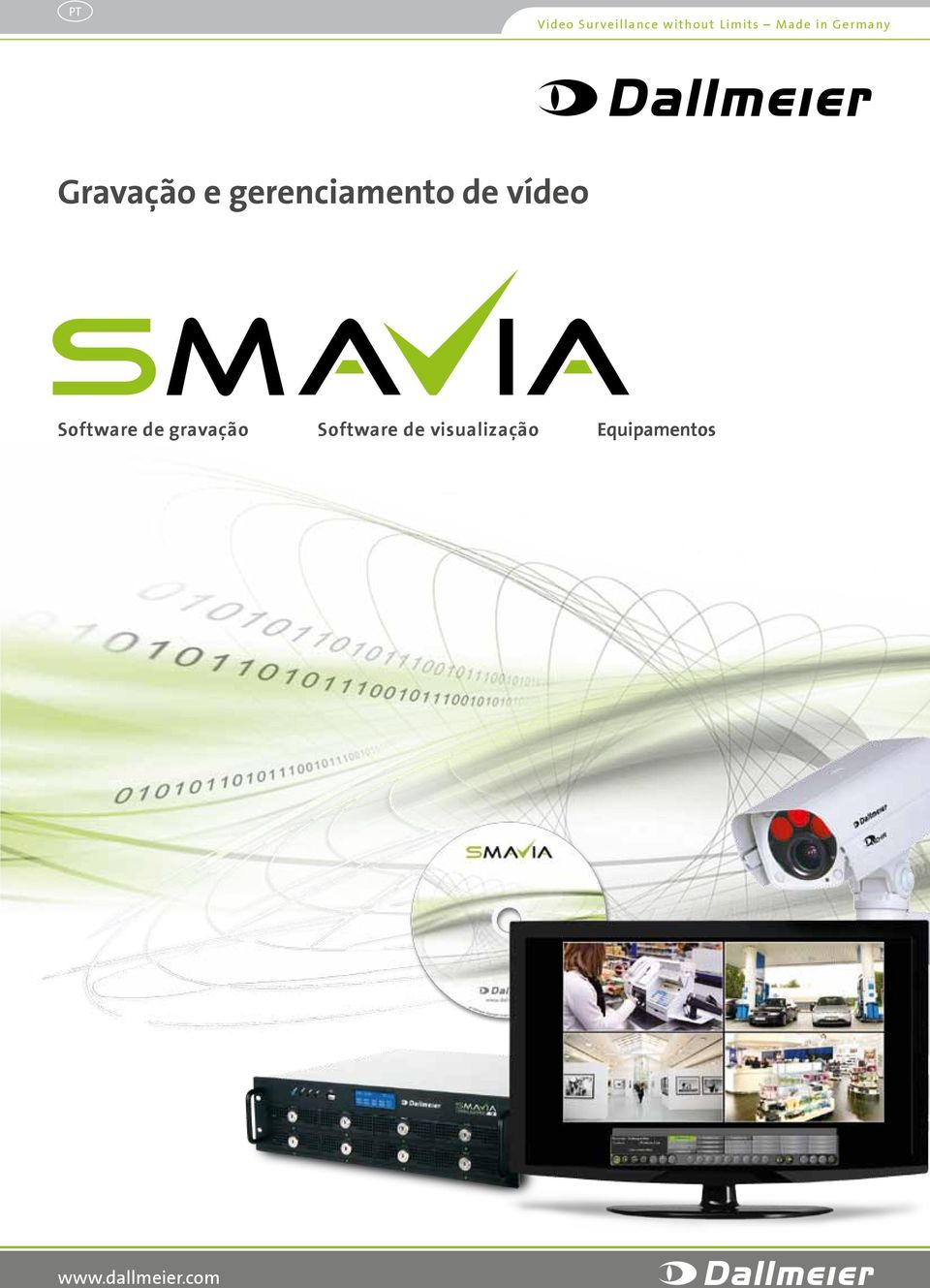 gerenciamento de vídeo Software de