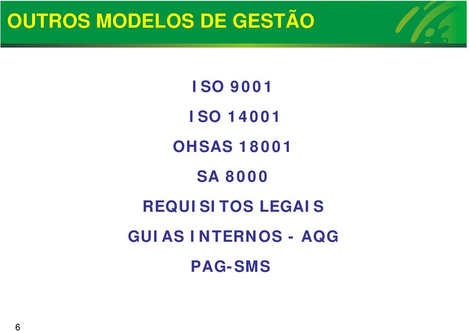18001 SA 8000 REQUISITOS