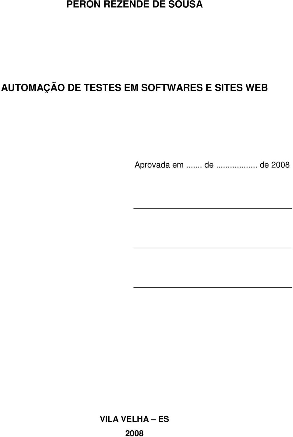 SOFTWARES E SITES WEB