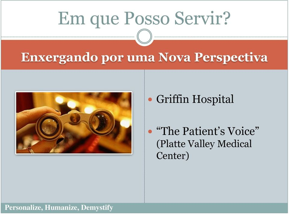 Perspectiva Griffin Hospital