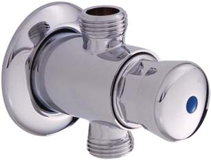 exposed urinal/shower tap torneira