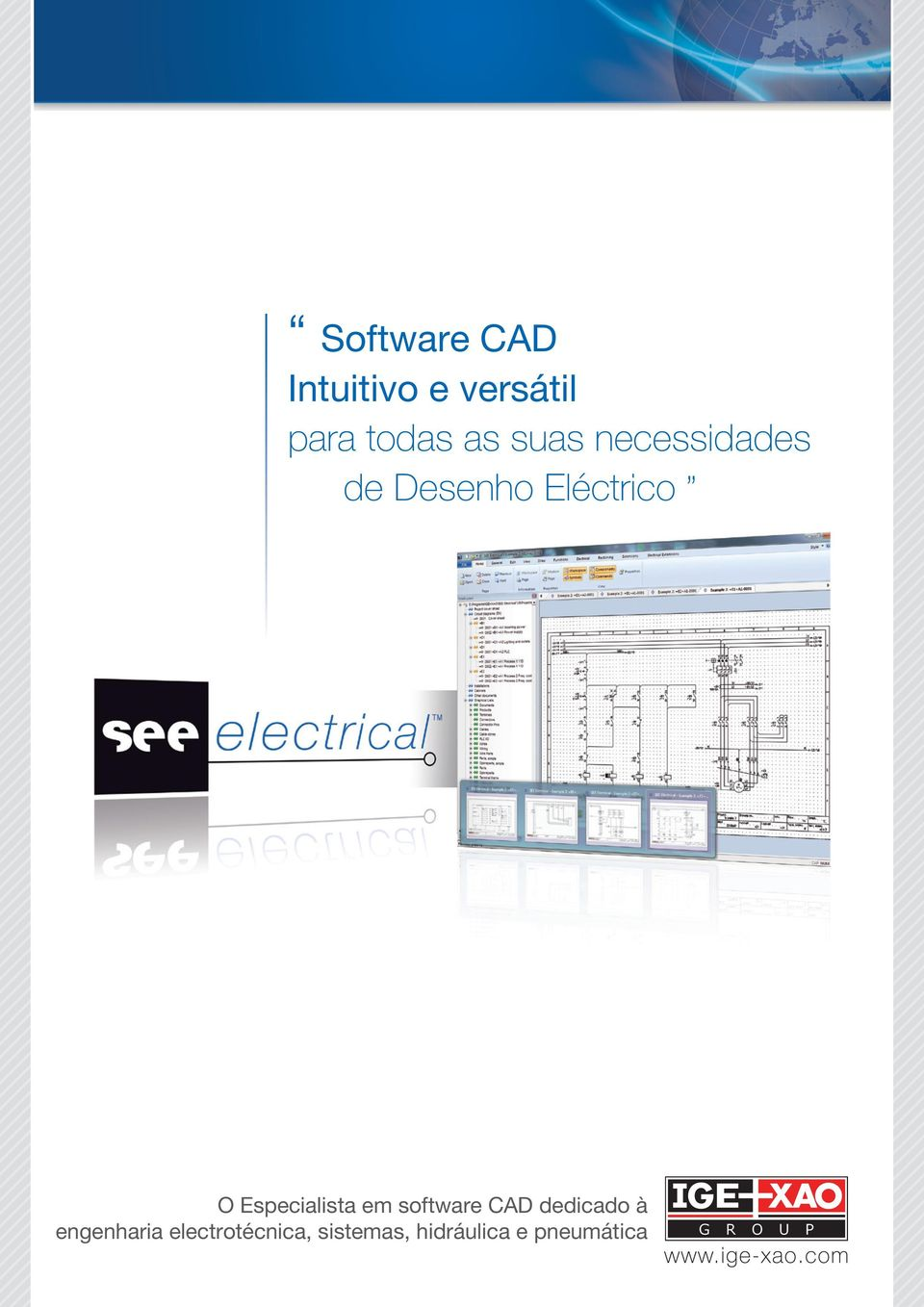 Especialista em software CAD dedicado à