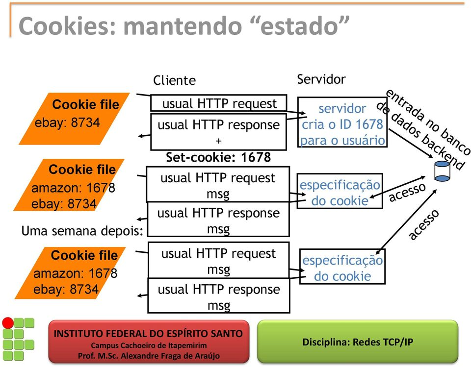 usual HTTP request msg cookie: 1678 usual HTTP response msg usual HTTP request msg cookie: 1678 usual