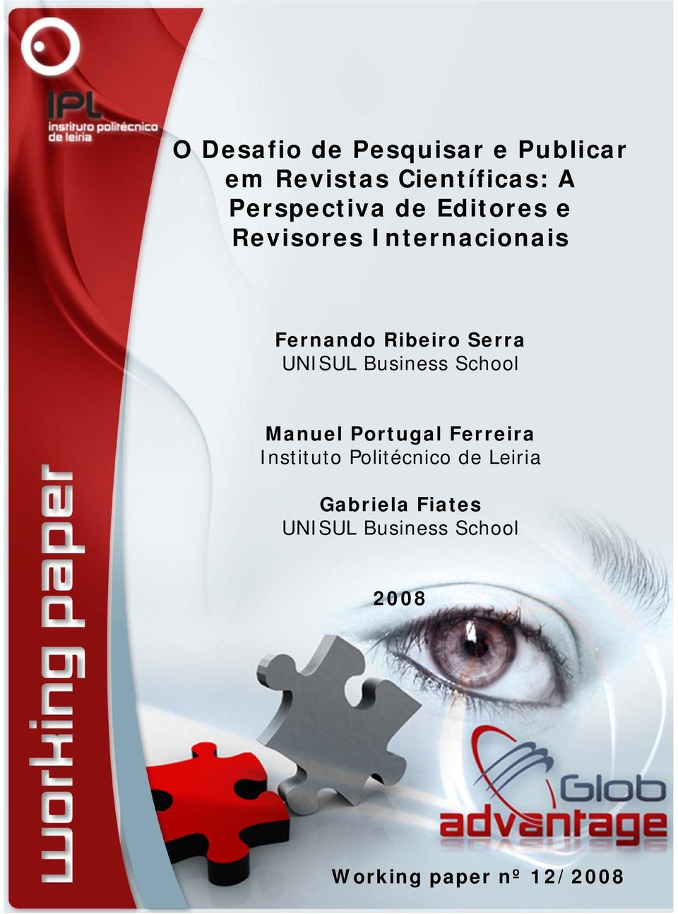 Serra UNISUL Business School Manuel Portugal Ferreira Instituto