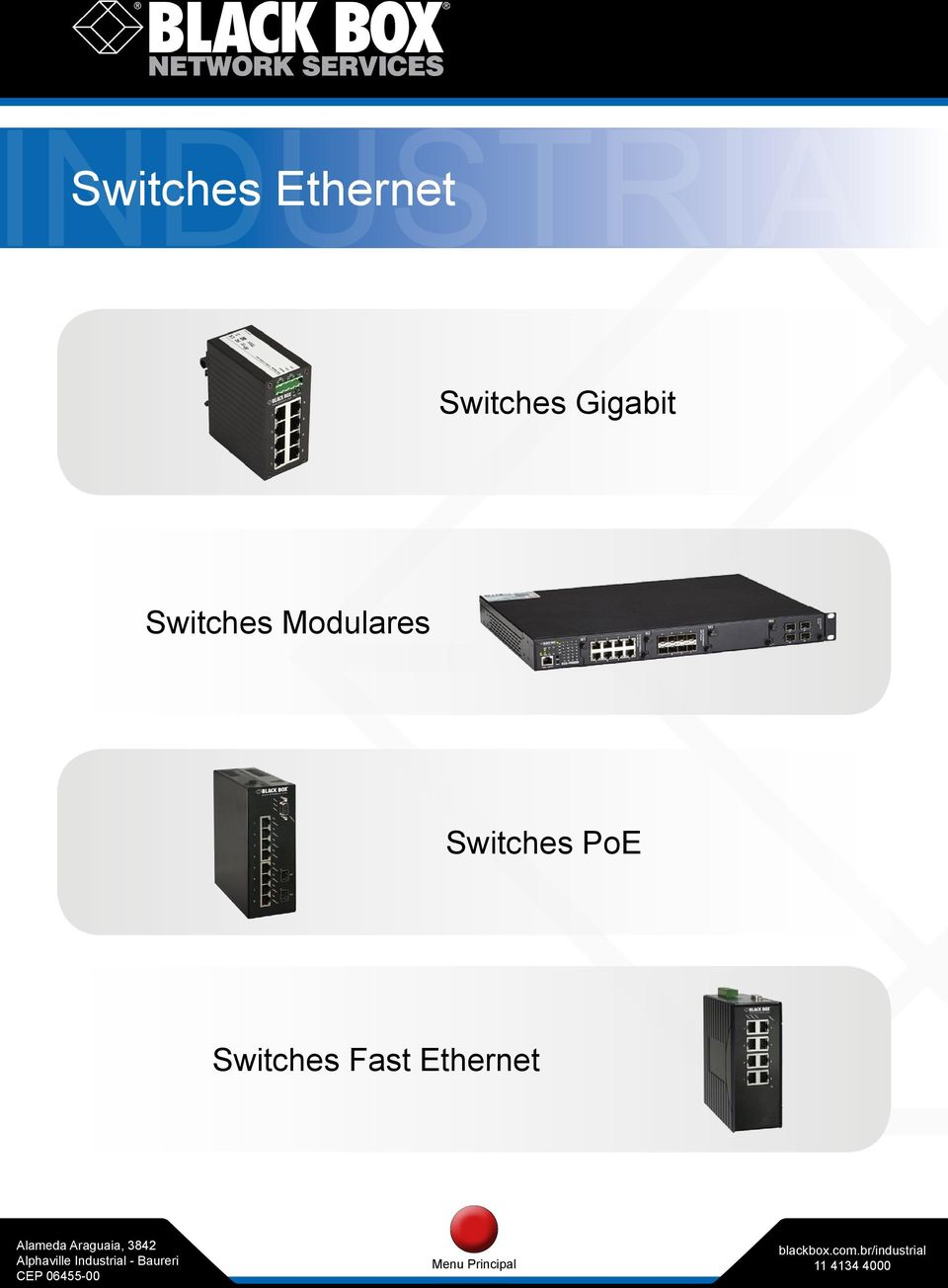 Switches Modulares