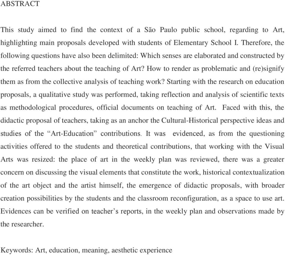 How to render as problematic and (re)signify them as from the collective analysis of teaching work?