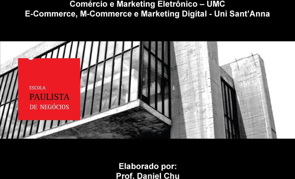 Marketing DigitaI - Uni Sant