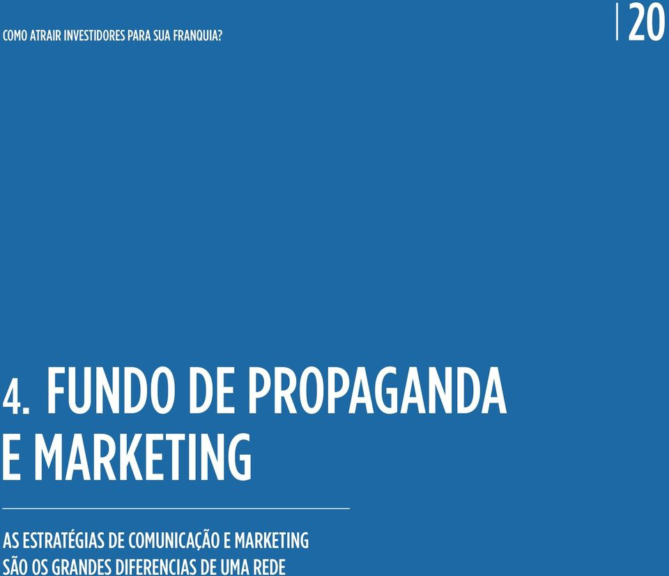 FUNDO DE PROPAGANDA E MARKETING AS